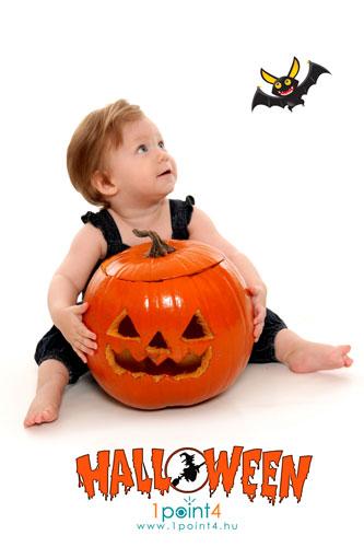 halloween - babafotózás
