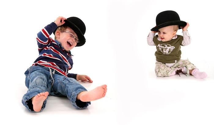 gyermekfotózas