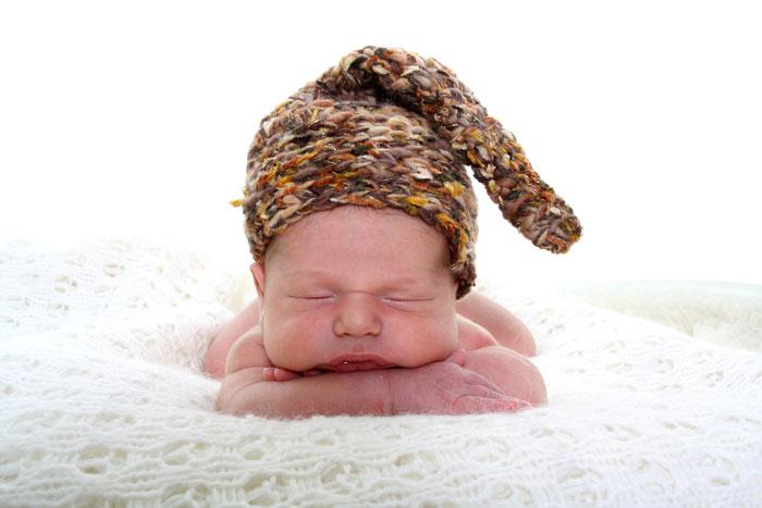 újszülött fotó